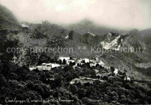 AK / Ansichtskarte Castelpoggio Panorama Alpen