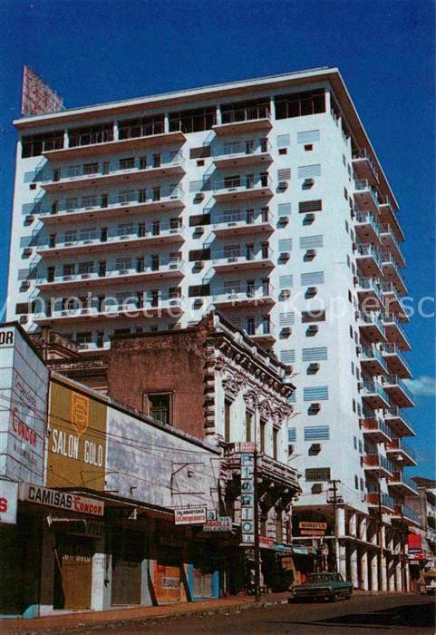 AK / Ansichtskarte Asuncion Hotel Armele Kat. Asuncion
