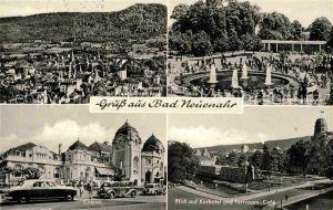 AK / Ansichtskarte Bad Neuenahr Ahrweiler Kurhotel Terrassen Cafe Kurgarten Kasino Kat. Bad Neuenahr Ahrweiler