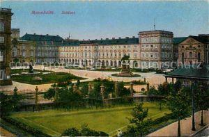 AK / Ansichtskarte Mannheim Schloss Kat. Mannheim