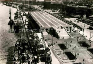 AK / Ansichtskarte Bordeaux Port autonome Facade du Quai des ...