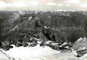 AK / Ansichtskarte Mallnitz Kaernten Blick vom Kleinen Ankogel auf Hohe Tauern