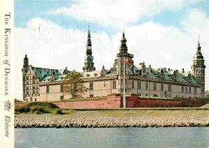 AK / Ansichtskarte Elsinore Helsingor Kronborg Castle