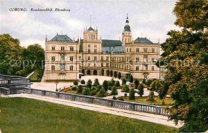 AK / Ansichtskarte Coburg Residenzschloss Ehrenburg Kat. Coburg