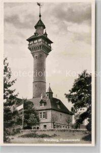 AK / Ansichtskarte Wuerzburg Frankenwarte Kat. Wuerzburg