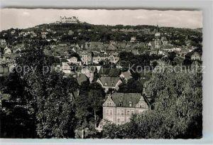 AK / Ansichtskarte Coburg Panorama mit Veste Coburg Kat. Coburg