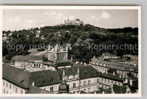 AK / Ansichtskarte Coburg Schloss Ehrenburg und Veste Coburg Kat. Coburg