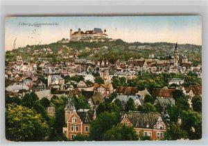 AK / Ansichtskarte Coburg Stadt mit Veste Coburg Kat. Coburg