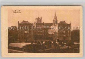AK / Ansichtskarte Coburg Schloss Ehrenburg Kat. Coburg