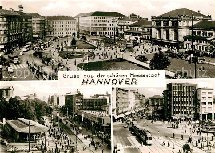 Cafe Hannover Hauptbahnhof
