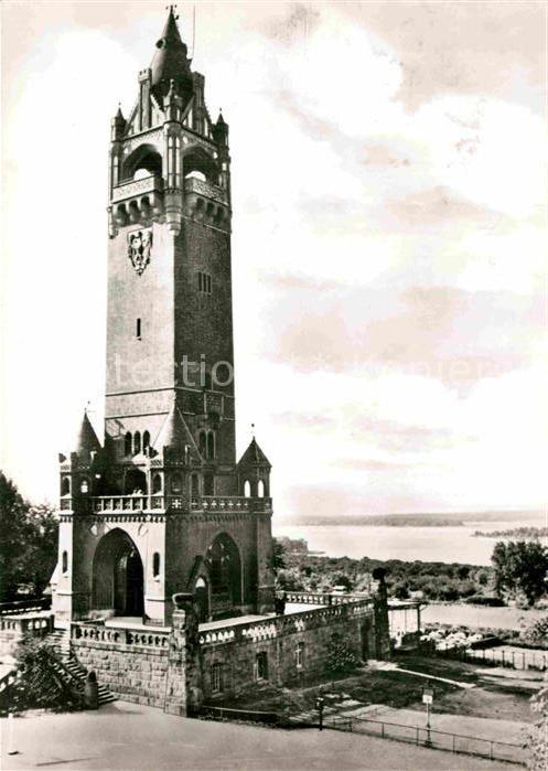 AK / Ansichtskarte Charlottenburg Grunewald Turm Kat. Berlin