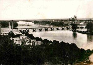 AK / Ansichtskarte Tours Indre et Loire Panorama Kat. Tours