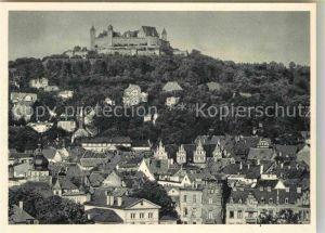 AK / Ansichtskarte Coburg Stadt und Schloss Coburg Kat. Coburg