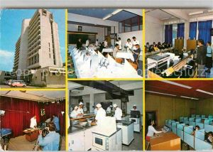 AK / Ansichtskarte Bukarest Hotel und Tourismus Trainingszentrum Kat. Rumaenien