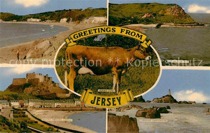 AK / Ansichtskarte Jersey Mount Orgueil Castle Kat. Jersey