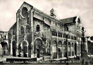 AK / Ansichtskarte Bitonto Cattedrale costruito nei secoli XI   XII Monumento Nazionale