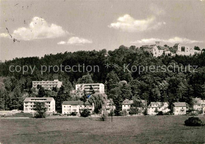 AK / Ansichtskarte Bad Neustadt Kurhaeuser Kaiserpfalz Salzburg Kat. Bad Neustadt a.d.Saale
