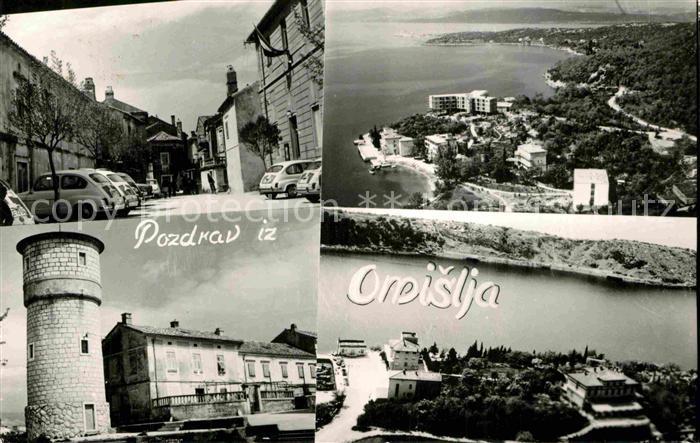 AK / Ansichtskarte Omisalj Panorama  Kat. Insel Krk