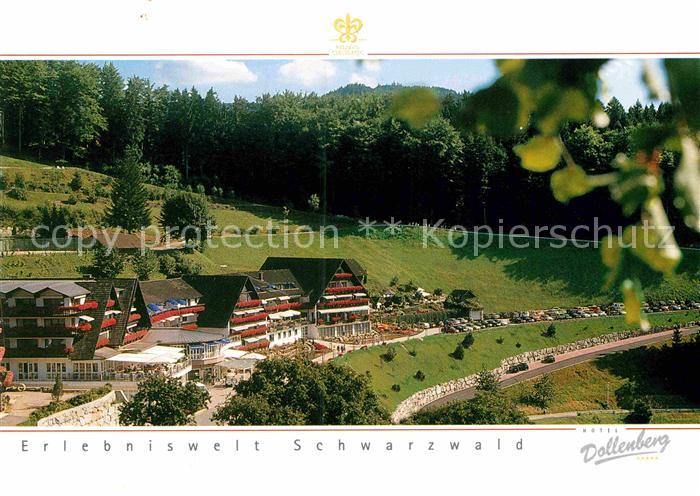 Ak Ansichtskarte Bad Peterstal Griesbach Hotel Dollenberg Kat Bad Peterstal Griesbach