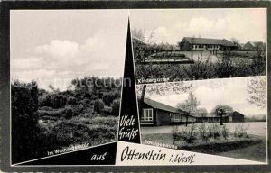 AK / Ansichtskarte Ottenstein Ahaus Wacholderhain Kindergarten Schule