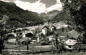 AK / Ansichtskarte Gossensass Suedtirol Colle Isarco Alpi Breonie Kat. Colle Isarco
