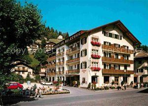 AK / Ansichtskarte Ortisei St Ulrich Genziana Hotel Enzian