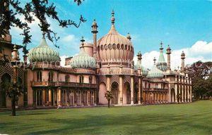 AK / Ansichtskarte Brighton East Sussex Royal Pavillon Kat.