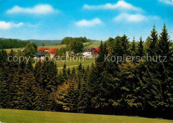 AK / Ansichtskarte Hermes Marktleugast Pension Haueis Kat. Marktleugast