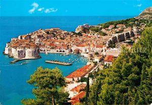 AK / Ansichtskarte Dubrovnik Ragusa Panorama  Kat. Dubrovnik