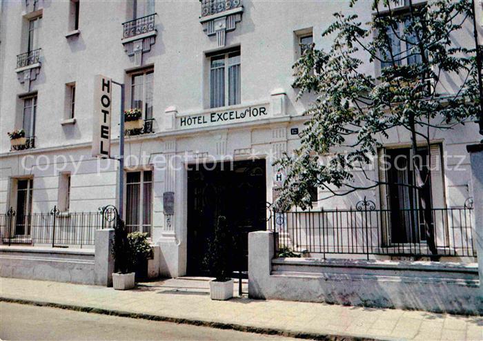 AK / Ansichtskarte Boulogne sur Seine Excelsior Hotel Kat. Boulogne Billancourt