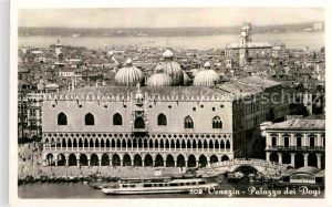 AK / Ansichtskarte Venezia Venedig Palazzo dei Dogi Kat.
