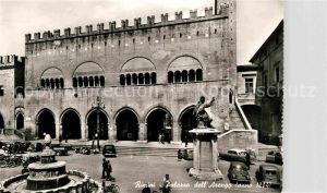 AK / Ansichtskarte Rimini Palazzo dell Arengo Palast Denkmal Kat. Rimini