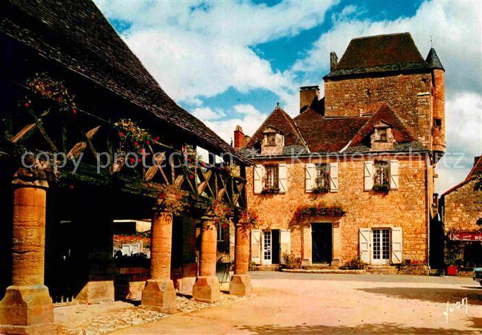 AK / Ansichtskarte Domme Maison du Gouverneur Kat. Domme