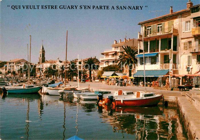AK / Ansichtskarte Sanary sur Mer Son Port Kat. Sanary sur Mer