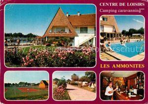 AK / Ansichtskarte Villers sur Mer Les Ammonites Camping Kat. Villers sur Mer