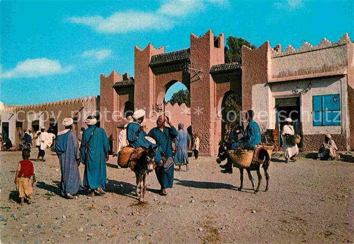 AK / Ansichtskarte Marokko Maroc Tafilalet Kat. Marokko