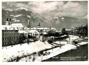 AK / Ansichtskarte Bressanone Brixen Partie am Fluss Kat. Brixen Suedtirol