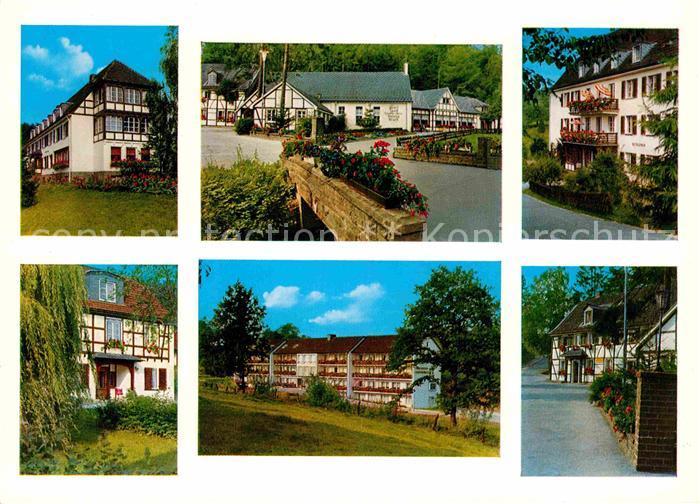 AK / Ansichtskarte Leichlingen Rheinland Pilgerheim Weltersbach Kat. Leichlingen (Rheinland)