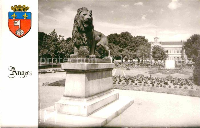 AK / Ansichtskarte Angers Jardin du Mail Kat. Angers Nr. kb79755 ...