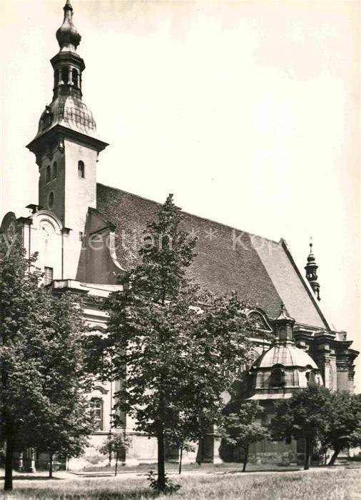 AK / Ansichtskarte Neuzelle Katholische Kirche  Kat. Neuzelle