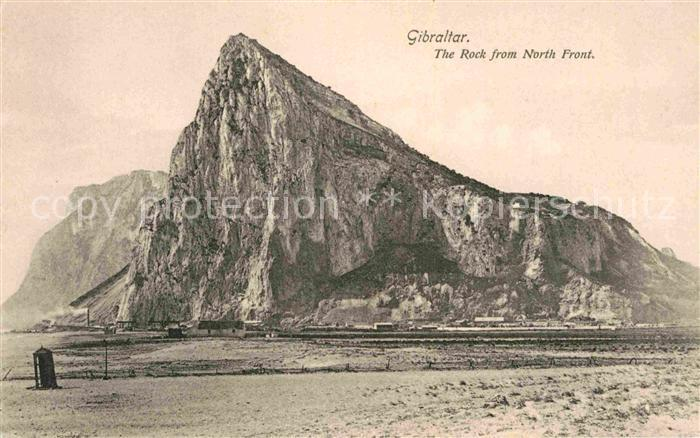 AK / Ansichtskarte Gibraltar  Kat. Gibraltar