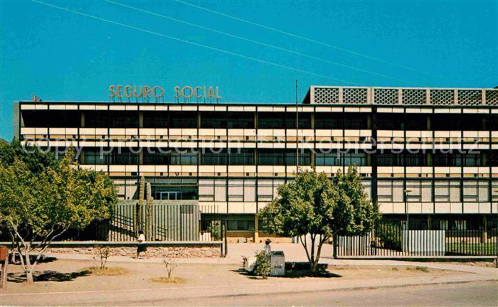 AK / Ansichtskarte Guaymas Social Security Hospital Kat. Guaymas