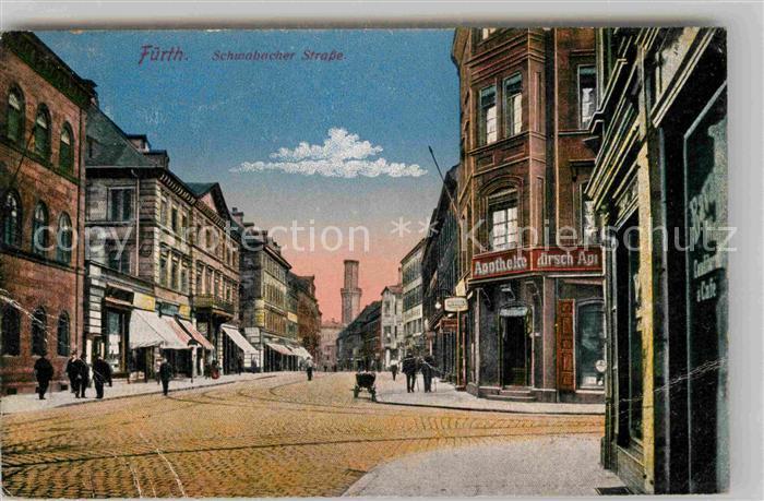 Stadeln Mittelfranken Rathaus Waldschaenke Fuerther Strasse Kat ...
