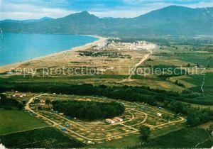 AK / Ansichtskarte Argeles sur Mer Camping Le Soleil  Kat. Argeles sur Mer