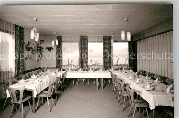 AK / Ansichtskarte Pfaffenweiler Villingen Schwenningen Gasthaus Waldrose Kat. Villingen Schwenningen