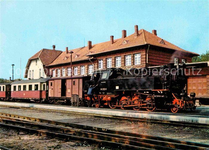 ak ansichtskarte lokomotive baederbahn bad doberan kuehlungsborn kat eisenbahn nr kb30615. Black Bedroom Furniture Sets. Home Design Ideas