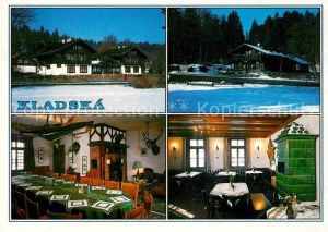 AK / Ansichtskarte Marianske Lazne Hotel Kladska  Kat. Marienbad