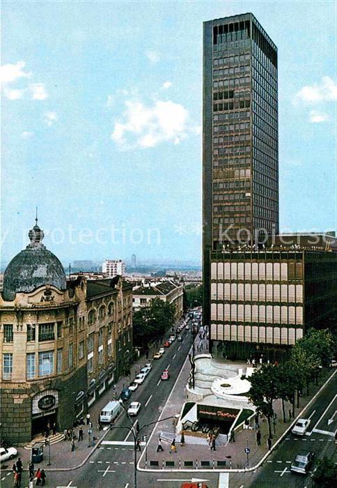 AK / Ansichtskarte Beograd Belgrad Palata Beograd  Kat. Serbien