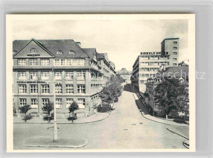 AK / Ansichtskarte Schwenningen Neckar Kienzle Uhrenfabrik Kat. Villingen Schwenningen
