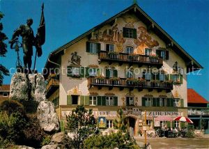 Hotel gasthof zur post kochel am see
